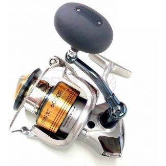 Reel Frontal Shimano Stradic 6000FI 6 Rulemanes