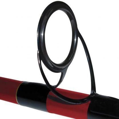 Caña Spinning Spinit Bourdeaux & Black 2 Tramos