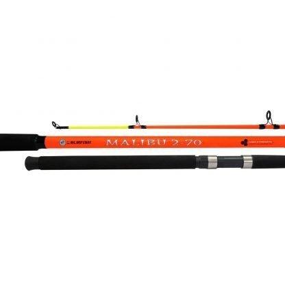 Caña Surfish Variada Malibu 2.70 Metros 2 Tramos