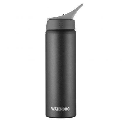 Botella de Aluminio Waterdog con Pico 750 ml