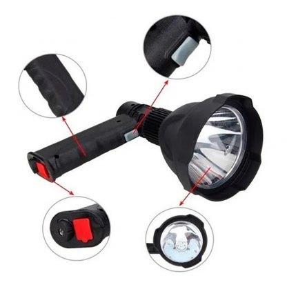 Linterna Reflector de Mano Lexus SS-536 Led Recargable