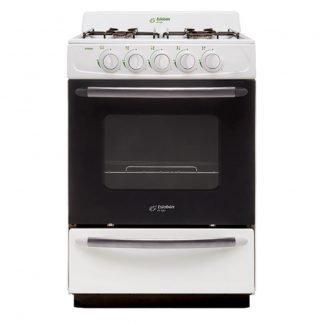 Cocina Eslabón de Lujo 4 Hornallas Blanca EFM56NB