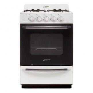 Cocina Eslabón de Lujo 4 Hornallas Blanca EFM56NE
