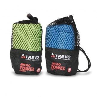 Toalla de Secado Rápido Trevo Microfibra Pocket