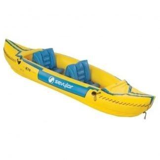Kayak Inflable Sevylor Tahití Classic para 2 Personas
