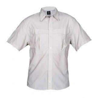 Camisa Ventilada Suri Mangas Cortas