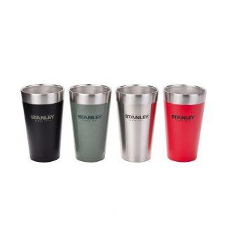 Set de Vasos Térmicos Stanley Pack X 4 Unidades 473ml