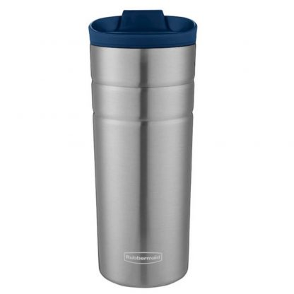 Vaso Térmico Rubbermaid Flip Lid 473 ml Azul