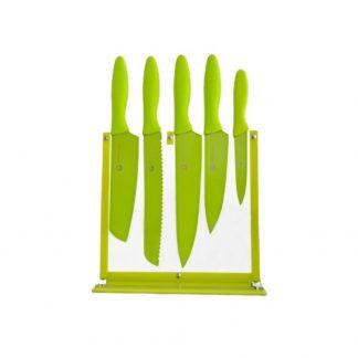 Sets de Cuchillos Boker Arbolito Color Verde Bokercut