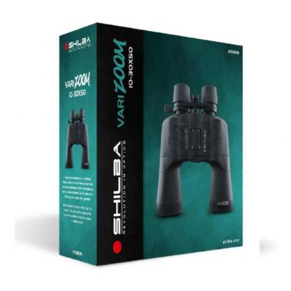 Binocular Shilba Vari Zoom 10-30x50
