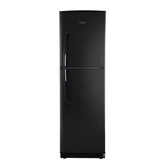 Heladera Patrick con Extra Freezer Black HPK136
