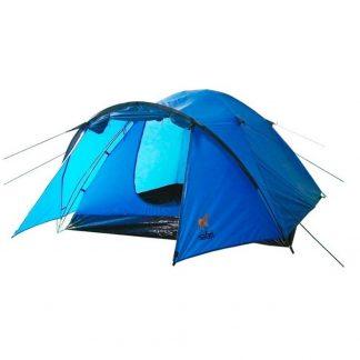 Carpa para Camping Safari Guinea VI para 6 Personas