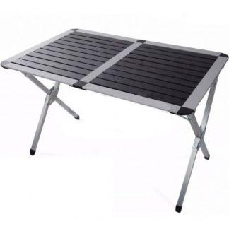Mesa Plegable Camping Waterdog Aluminio Mate