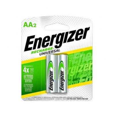 Pilas Recargables Energizer AA2