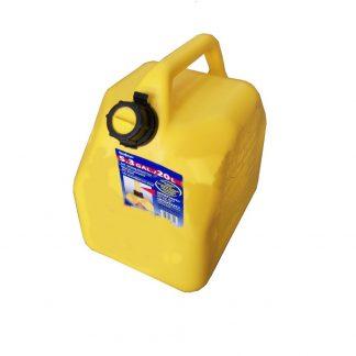 Bidón Combustible Diesel con Surtidor Scepter 20 Litros