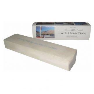 Piedra para Afilar Cuchillos La Diamantina Natural Cuadrilanga 20 Cm