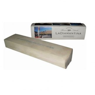Piedra para Afilar Cuchillos La Diamantina Natural Cuadrilanga 25 Cm