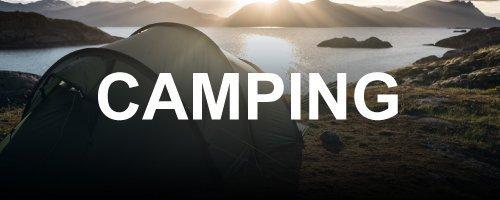 productos de camping